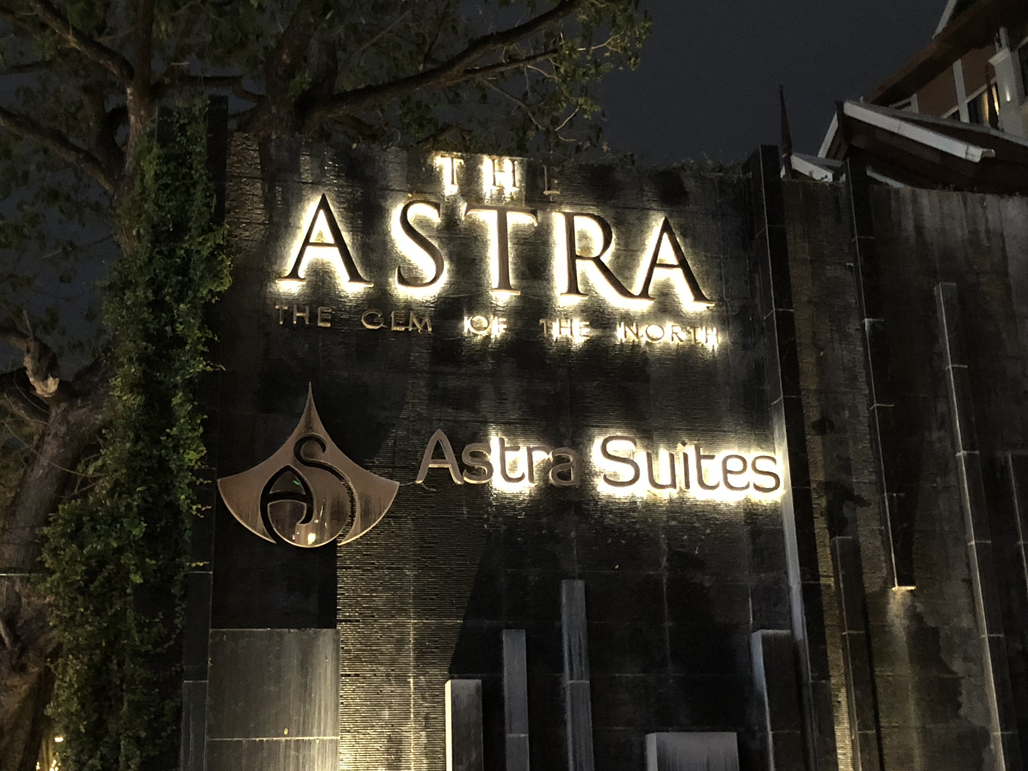 Astra Night Logo