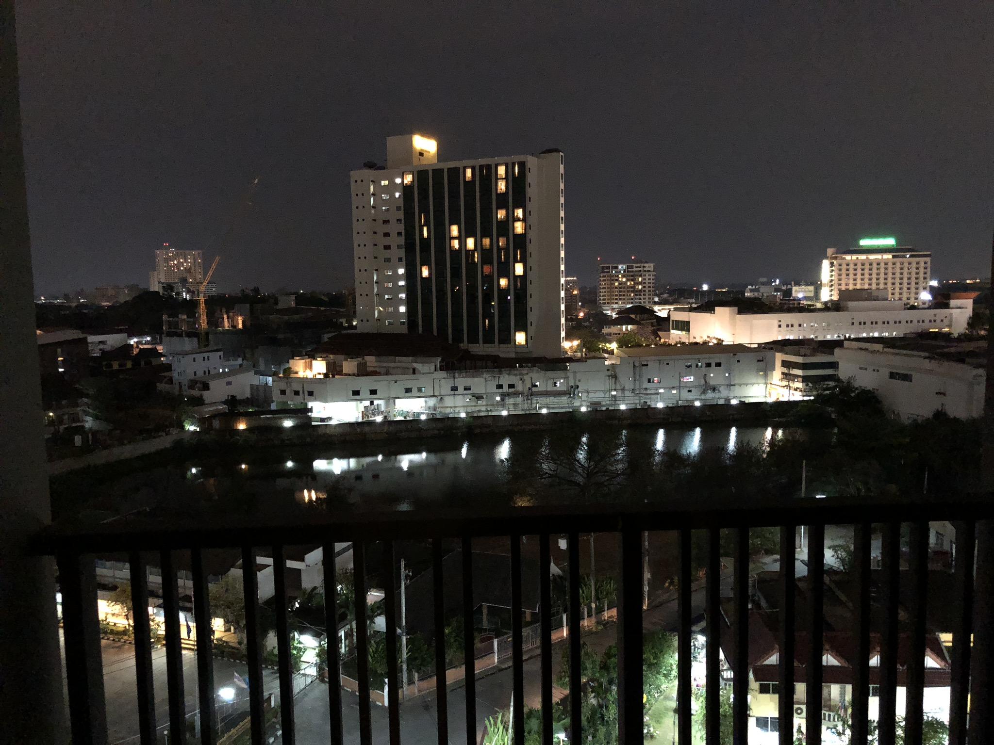 Night City Shot